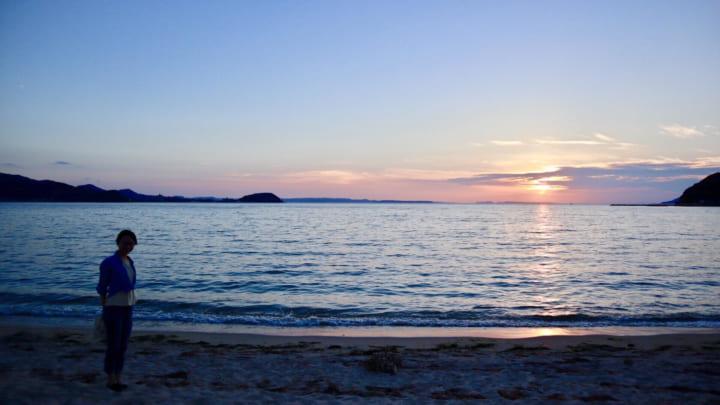 ツインレイの海
