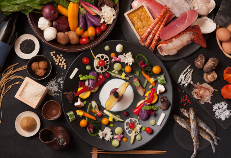 ishuuan-dinner