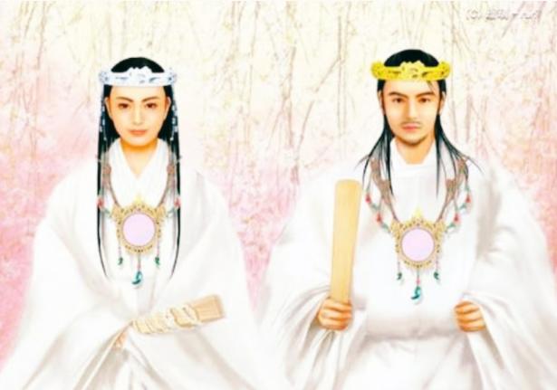 瀬織津姫とニギハヤヒ